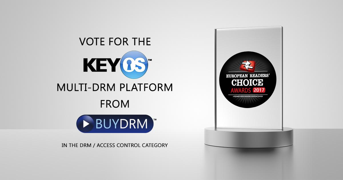 BuyDRM_Readers_Award_European_StreamingMedia