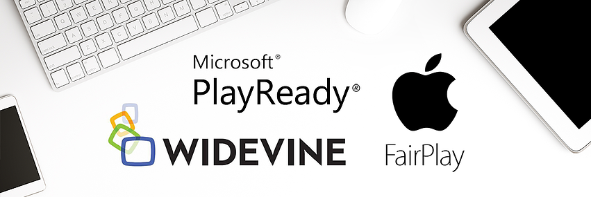 Playready Widevine Fairplay