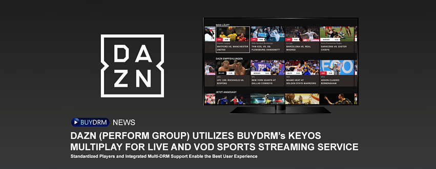 DAZN_Perform Group
