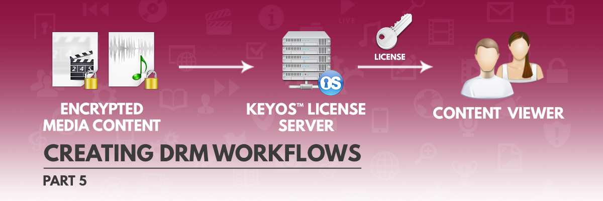 Creating a DRM Workflow - Part 5 -